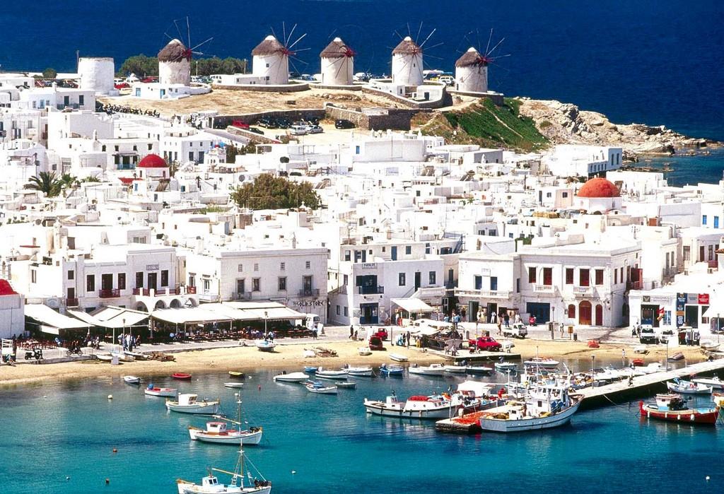 mykonos island greece travel destination 4