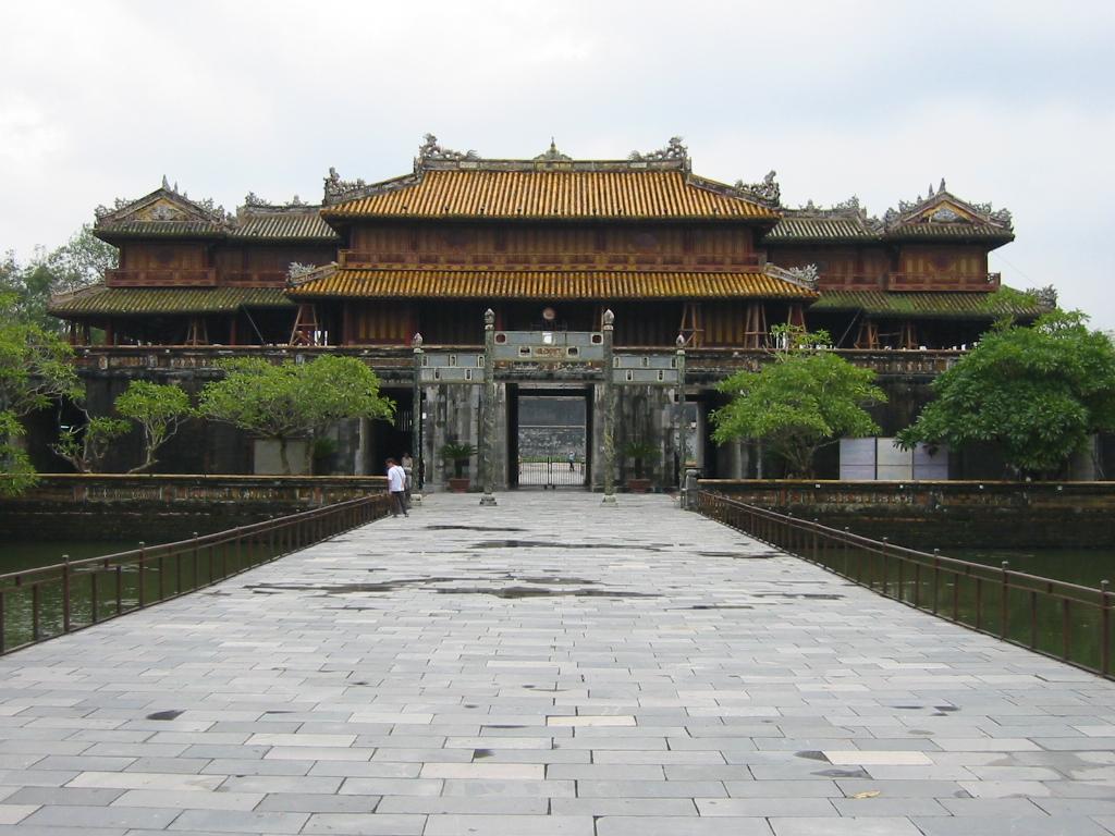 Hue Ancient Citadel