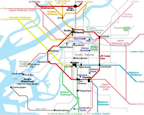 osak subway map japan-guide