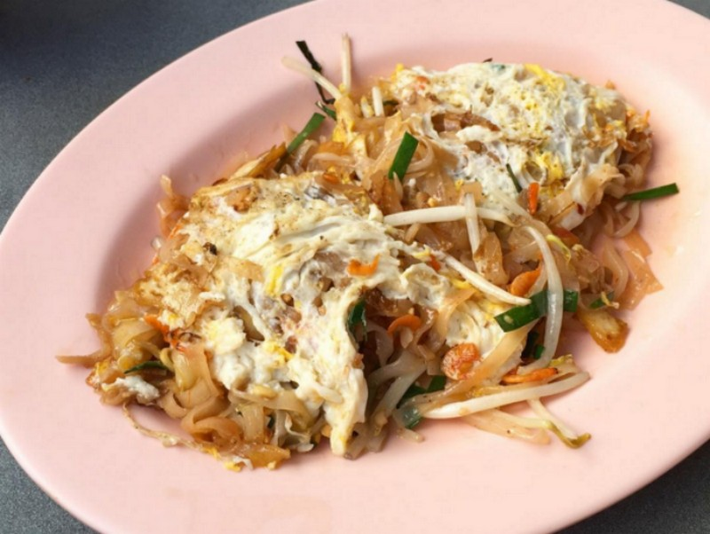 Pad Thai (Fried Thai Noodles)