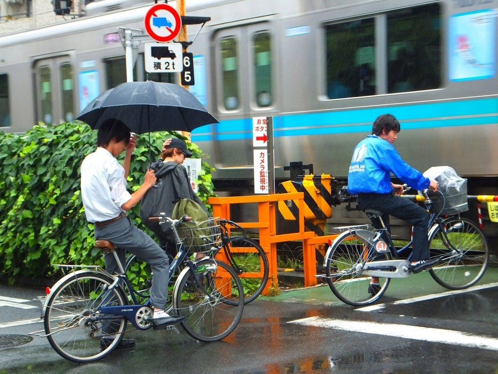 Japan style bikes daily life travel tip