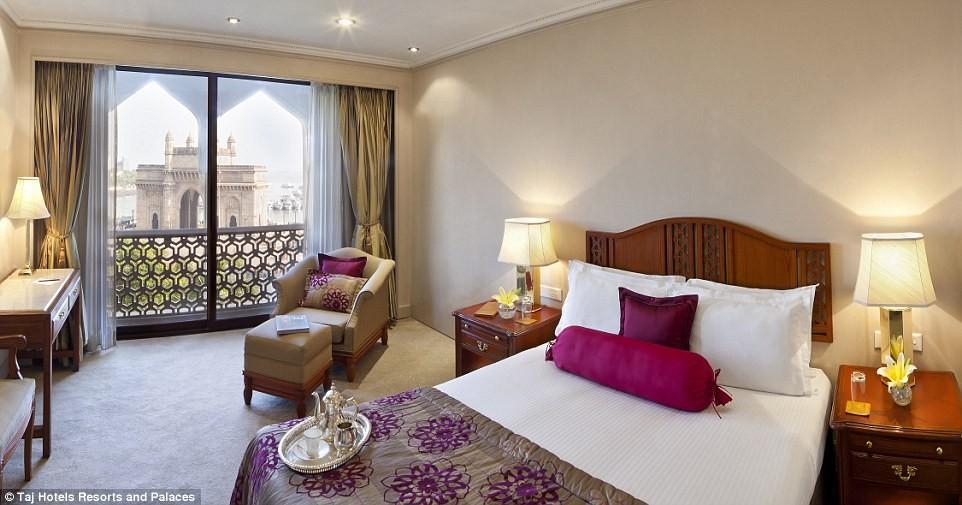 room at taj mahal palace india travel guide