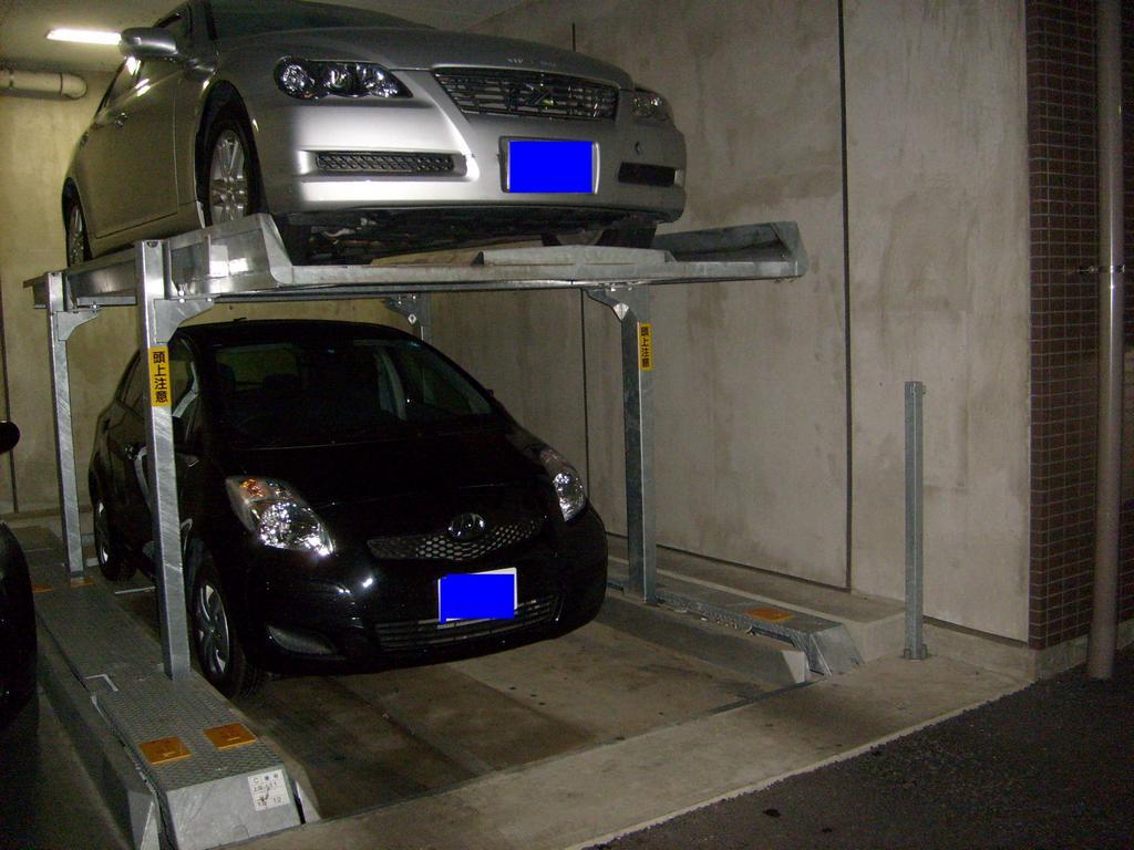 weird parking lots japan weird things