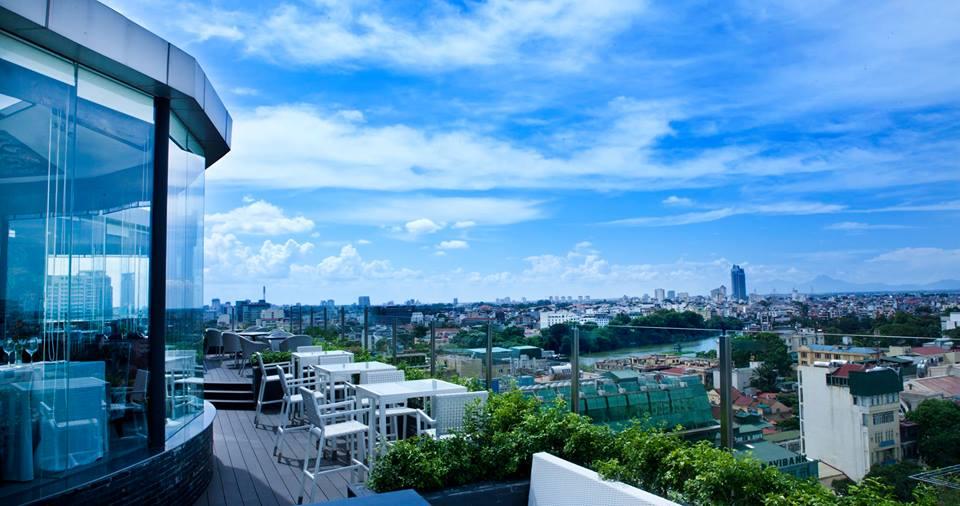 Cielo 13 Sky Rooftop Bar hanoi