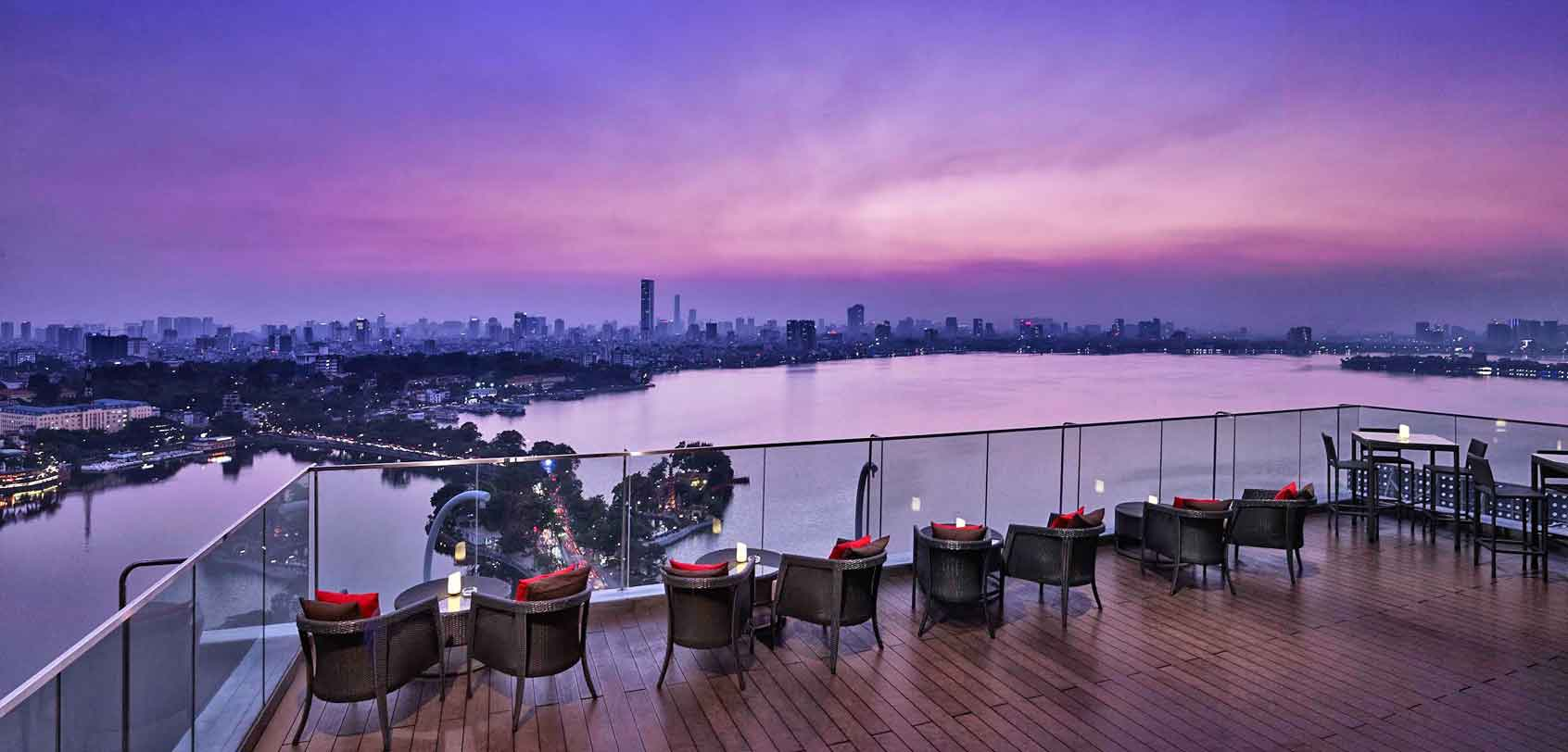 pan-pacific-hanoi-summit-rooftop-bar-west-lake-vietnam-sunset