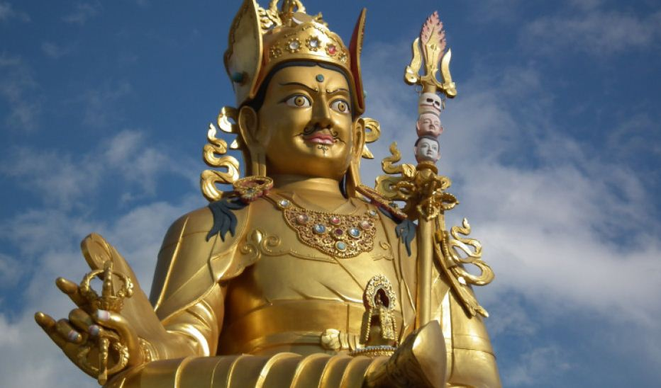 Bodhisattva Namo Manjusri