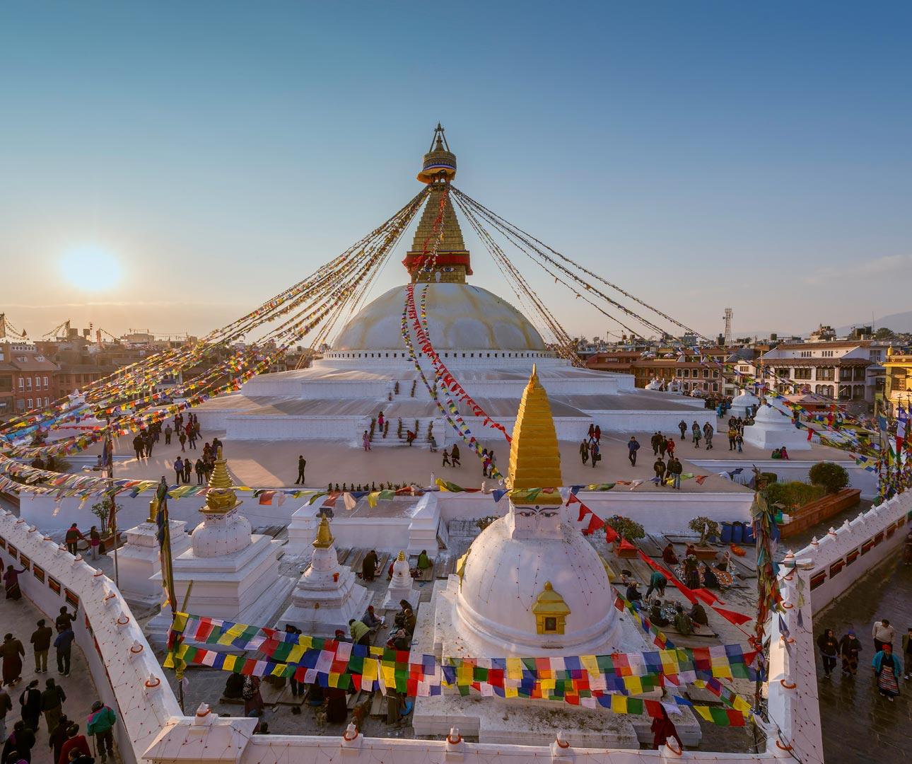 Boudhanath-Nepal-2 Image credit: nepal blog 2017.