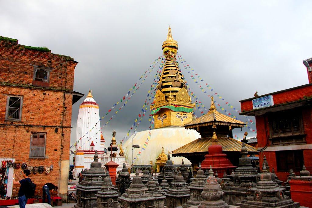 Picture of Swayambhunath
