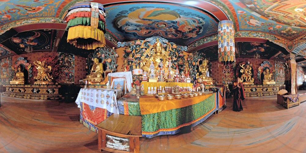 inside Boudhanath Stupa 23