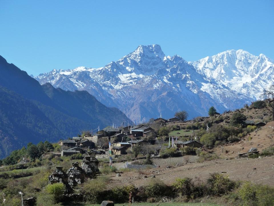 Tsum Valley: Nepal's Hidden Valley of Happiness