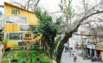 An café Dalat Vietnam