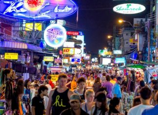best backpacker streets southeast asia