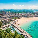 San Sebastian travel blog — The harmony of the sea, the sun, the wind and the arts