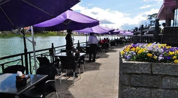 Thuy Ta café Dalat Vietnam