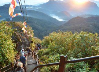 ADAM PEAK sri lanka attractions things to do guide 2