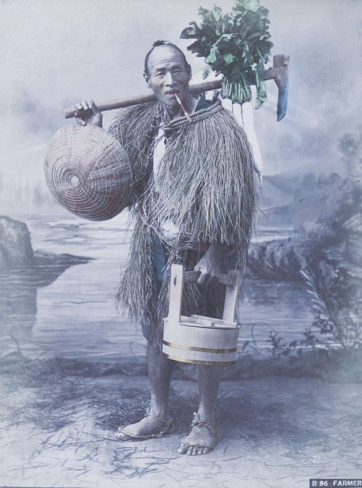 Farmer - Image by New York Public Library