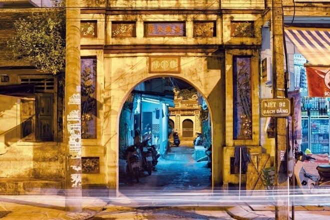 Hanoi and Hue at night vietnam
