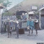 29+ hand-colored photos revealed scenes of Meiji period in Japan