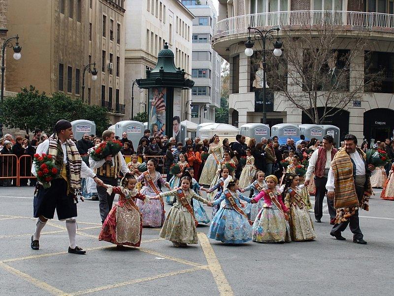 Las Fallas Festival in Valencia spain attractions (1)