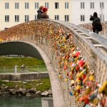 Explore 5 love lock bridges around the world