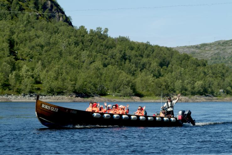 Nordland_river norway