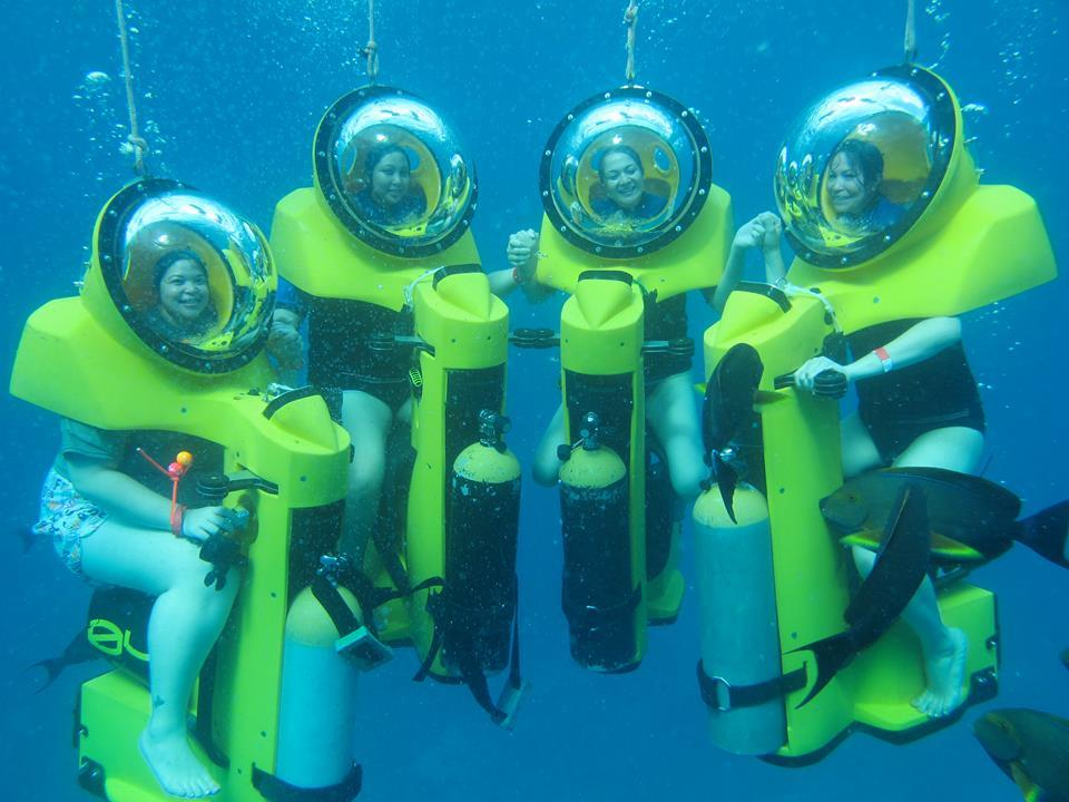 Sealife - epic marine amusement park in Nha Trang, Vietnam