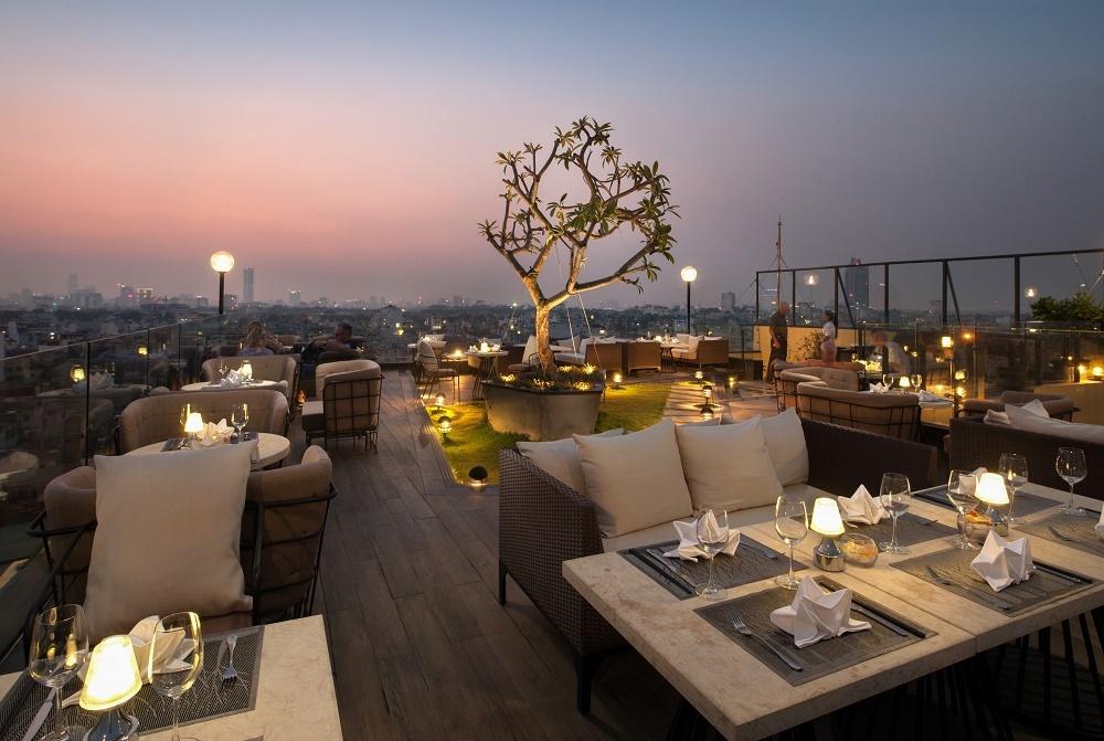 Sky Cafe Restaurant Bar