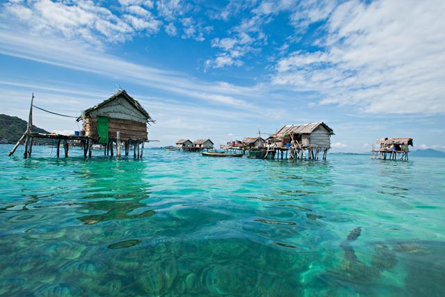 Tatagan Island malaysia