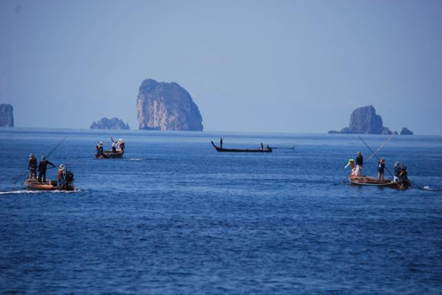 ao nang thailand trip