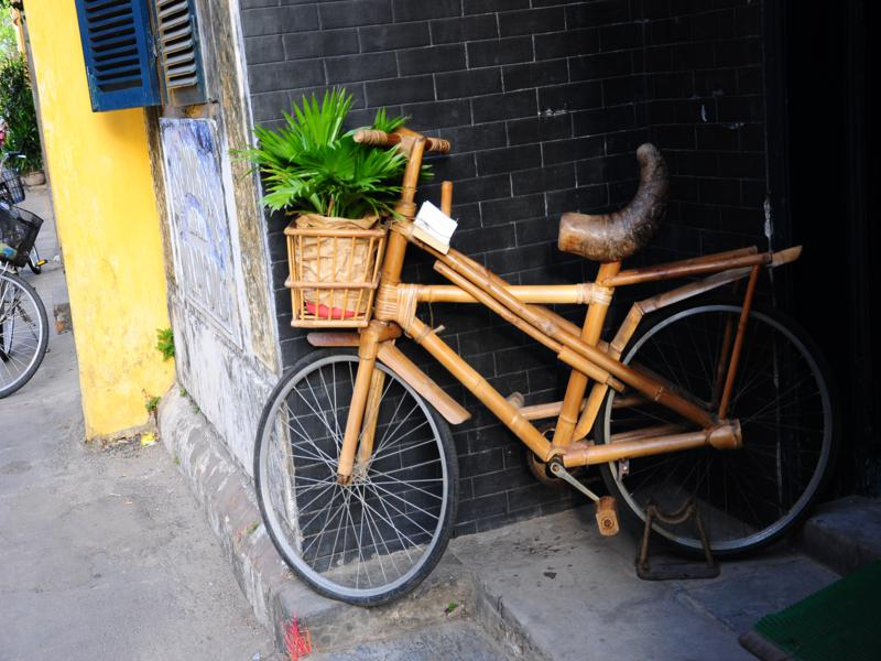 biking hoi an vietnam