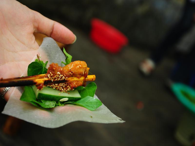 foods hoi an vietnam