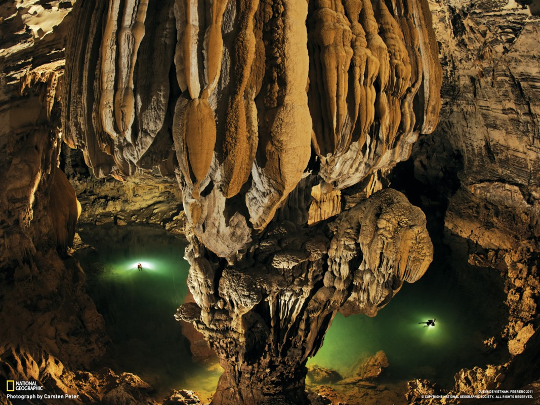 hang en cave phong nha ke bang national park vietnam