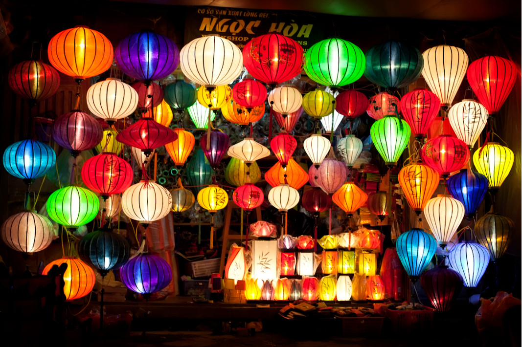 hoi an lantern night 2