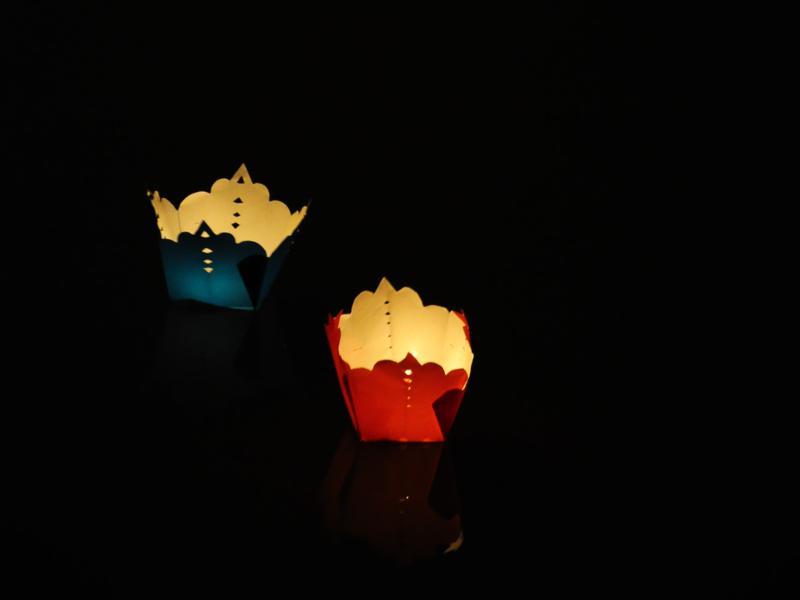 hoi an lantern night