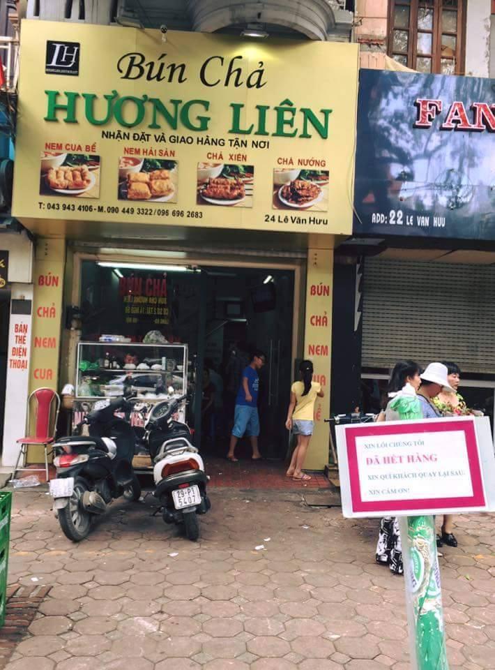 huong-lien-bun-cha-hanoi-obama-visit-vietnam Bun Cha Huong Lien Hanoi