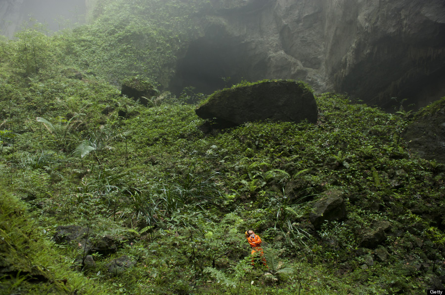 son doong cave tours trip travel phong nha ke bang national park attractions (1)