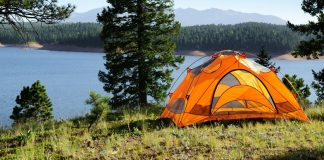 clothes tips for camping trip on mountain