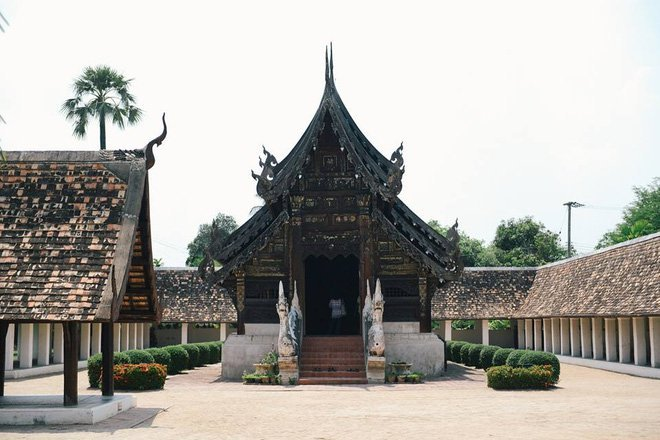 ton kwen wat chiang mai travel tips 1