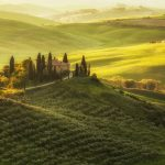 14+ pictures revealed the beautiful landscape of Tuscany