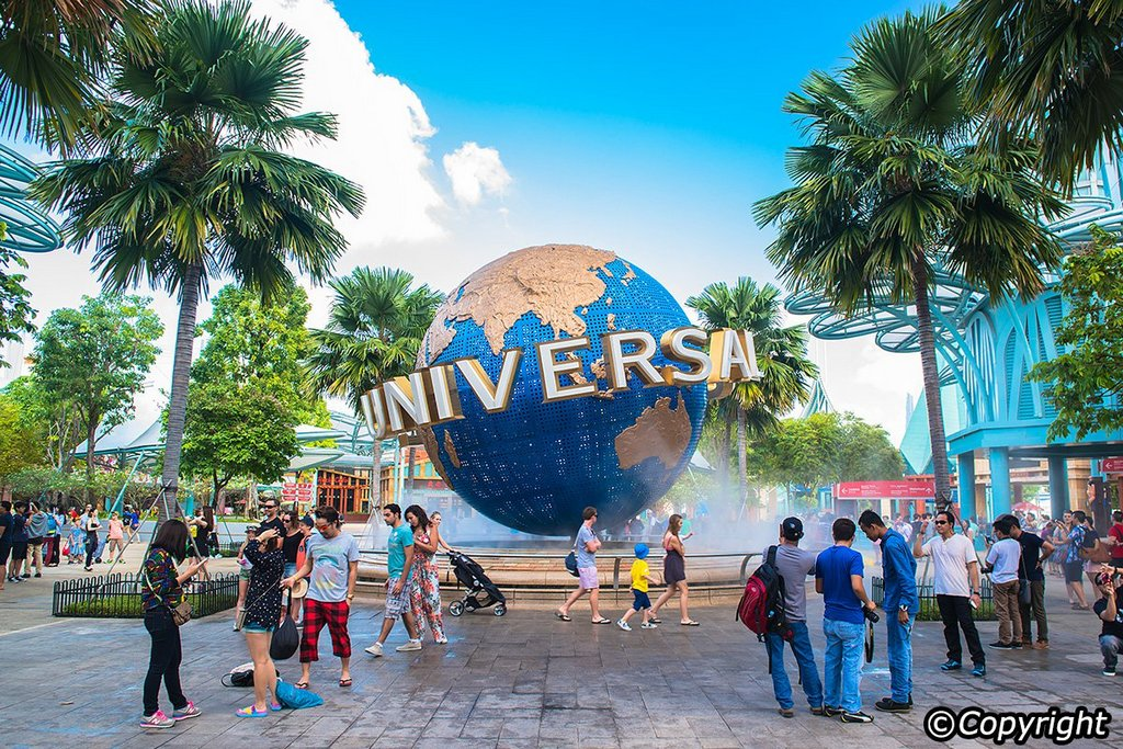 Top 12 best places to visit in Sentosa Island Singapore