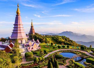 Doi-Inthanon-in-Chiang-Mai chiang mai travel blog 2