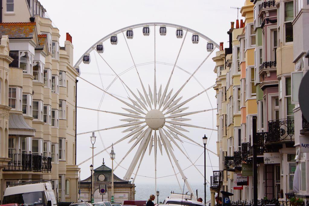 Brighton town england