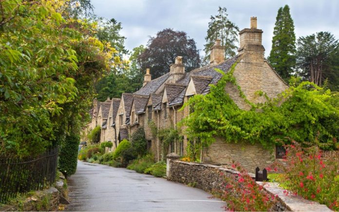 Chipping Campden town england