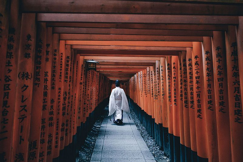Fushimi Inari-taisha amazing-places-japan