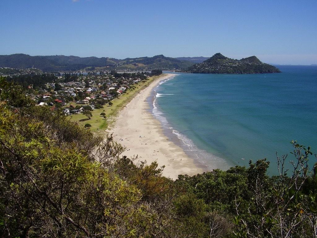 Hot Water Beach Coromandel new zealand