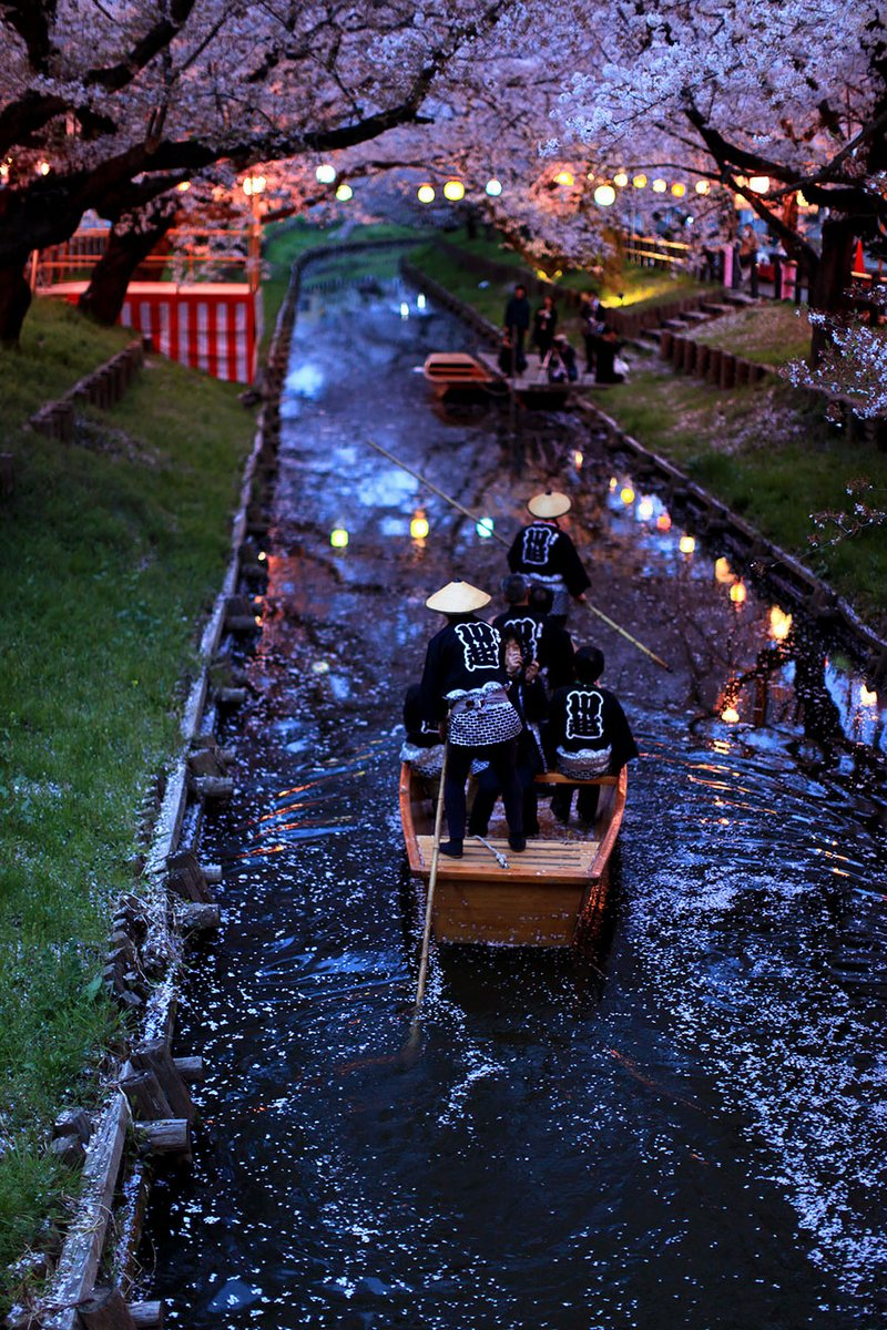 River In Kawagoe amazing-places-japan