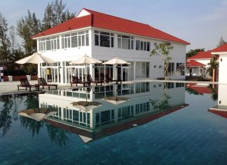 Tam Thanh Beach Resort Spa hoi an vietnam 3
