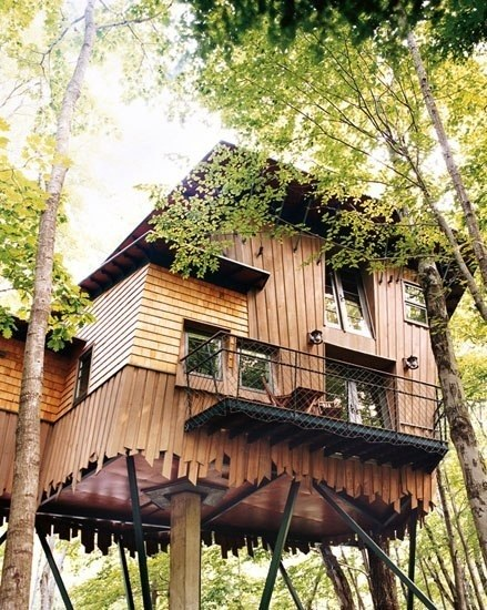 Winvian Farm Treehouse