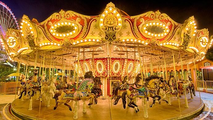 asia-park-merry go round danang destinations