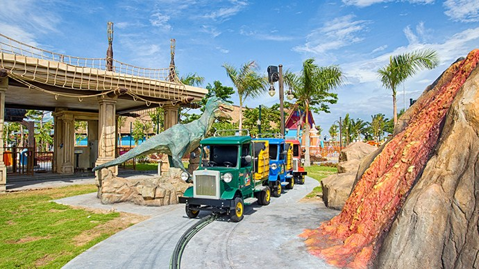 asia-park- place for children and families da nang destinations
